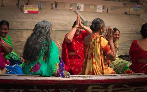 The Blessing INDIA: (Un)limited Story